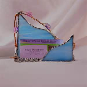 feminine business card holders feminine business card holder stained glass professional