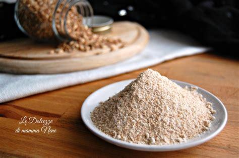alimentazione infantile bimby come fare le farine con il bimby per dolci e salati o per