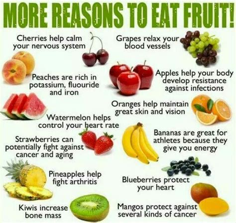 8 Reasons To Eat More Vegetables by More Reasons To Eat Fruit Slice Of