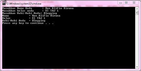 net tryparse pattern belajar asp net 2 membuat program tilan data diri