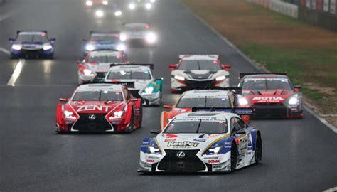 lexus racing team lexus rc f gt500