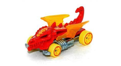 Hot Wheels Dragon Blaster   Loose Cars