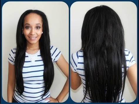 bellami 18 inch hair extensions bellami hair extensions first look review youtube