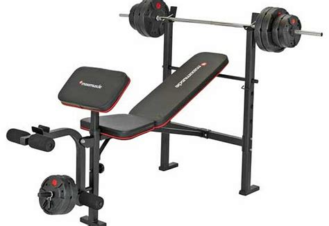 maximuscle workout bench weight bench