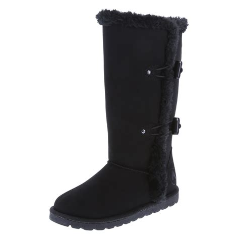 myra bootgirls myra boot black