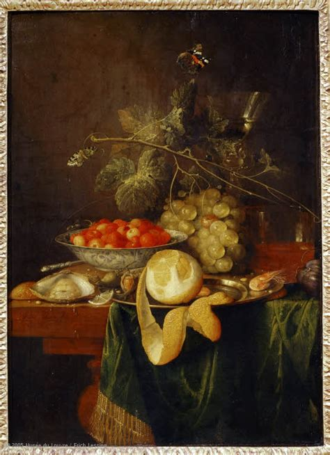 Nature Morte Vanité by Visitor Trails Still Painting In Northern Europe