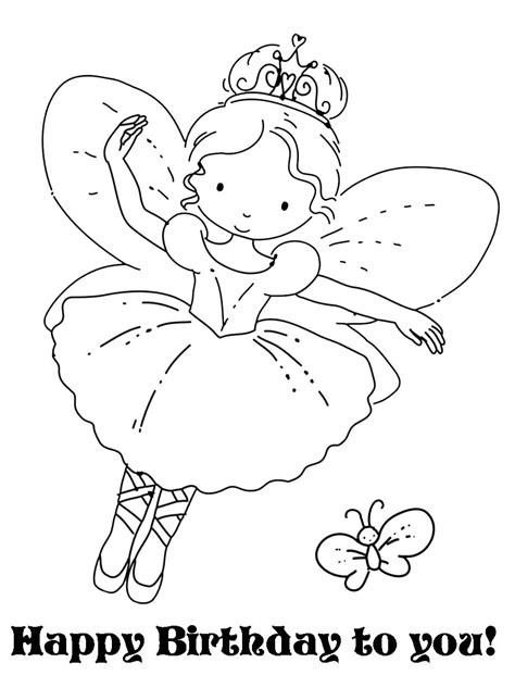best gift ideas blog fairy coloring pages