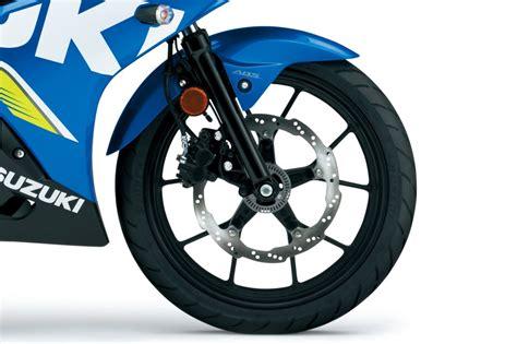 125er Motorrad Preis by 125er Motorrad Suzuki Gsx R125 Abs Technische Daten