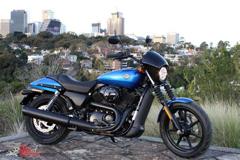 harley davidson street  bike review lams