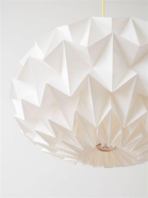 Origami Paper L Shade - 392 best l i g h t i n g images on ay
