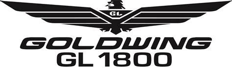 Goldwing Aufkleber by Gl1800 Goldwing Logo Decal