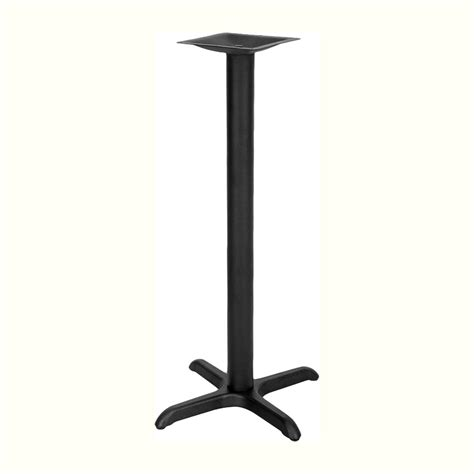 small bar height table small x bar height table base king dinettes