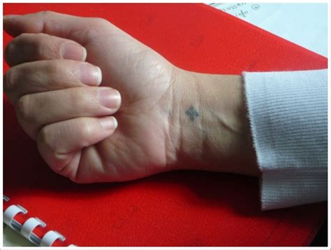 price of small tattoo on wrist 47 stylish cross tattoos for wrists