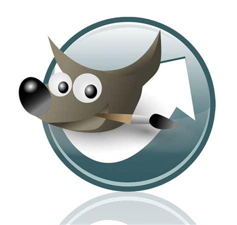 gimp creating logo logo gimp
