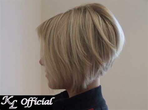 cutting a stacked angled bob livestyles short angled bob hairstyles