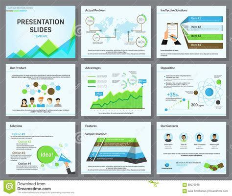 Presentation Slides Template Templates Data Consulting Presentation Template