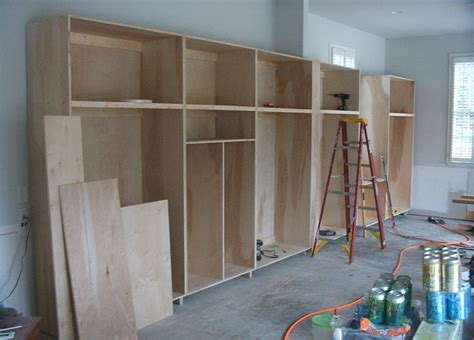 how to build garage cabinets best wood for garage cabinets decor23