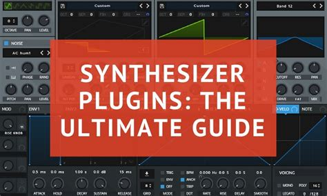 best synthesizer the best vst plugins synthesizers
