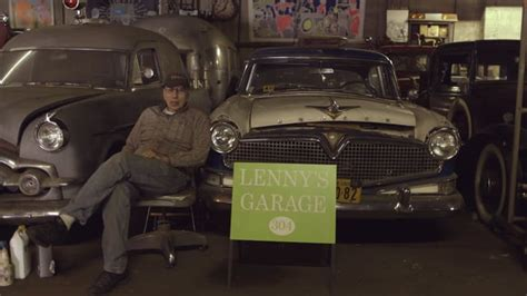 Where Is All Garage Filmed by Quot Lenny S Garage Quot A About A Car Collecter