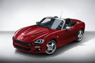 Fiat Spider Europa Fiat 124 Spider Europa Celebrates History With Exclusive
