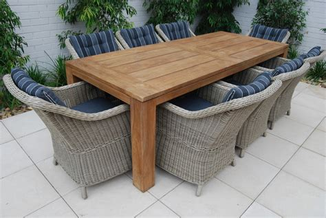 Outdoor Dining Table.Alston Rectangular Dining Table