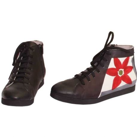 I Must These Shoes By Fiore by Sneakers Acquerello Black Fiore