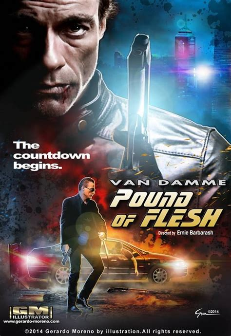 film baru van damme van damme pound of flesh film and tv pinterest