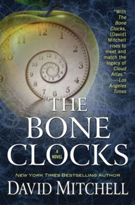 the bone clocks the bone clocks by david mitchell 9781410476012 hardcover barnes noble