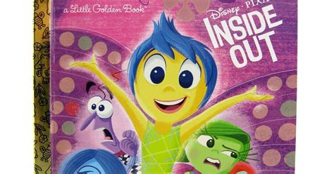 inside out bloodfeast books dan the pixar fan inside out golden book