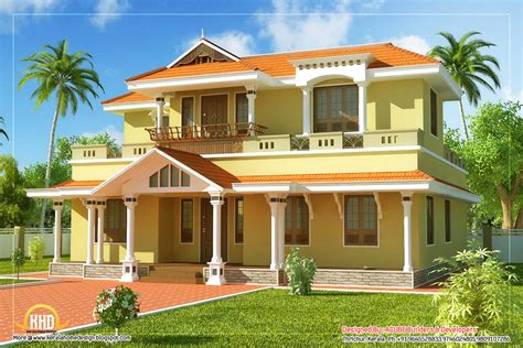 kerala house models and plans photos kerala home front view design images