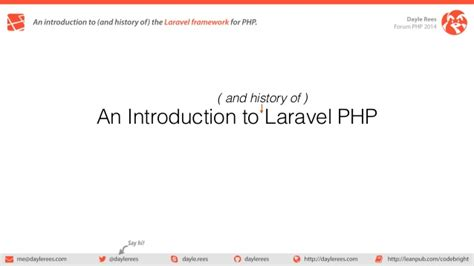 laravel gate tutorial an introduction to the laravel framework afup forum php 2014