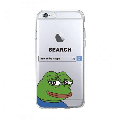 Phone Case Meme - pepe memes sad frog iphone case free shipping worldwide