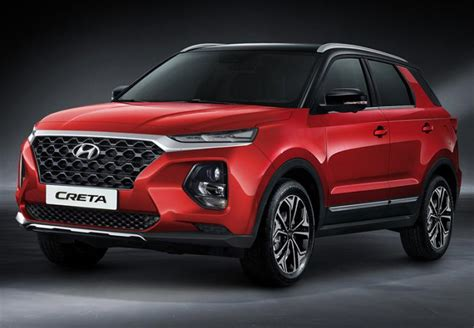 Hyundai Jeep 2020 by Hyundai Creta Future Compact Suv Set For 2020 Launch