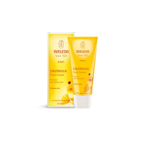 creme weleda weleda baby calendula 50ml feelunique