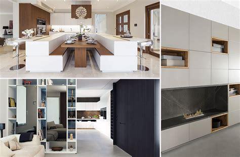 arredare living cucina e living soluzioni su misura per arredare l open space