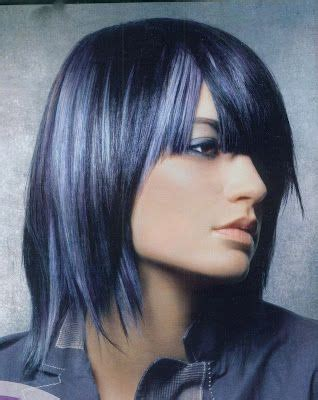 Silver Blue Hair On Pinterest Lemon Hair Highlights | silver hair color hair pinterest what is this