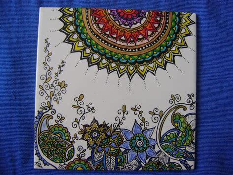 piastrelle su piastrelle oltre 1000 idee su piastrelle dipinte su