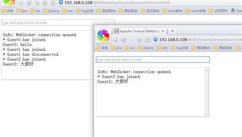 tutorial java websocket java websocket的例子 蛙牛的个人页面