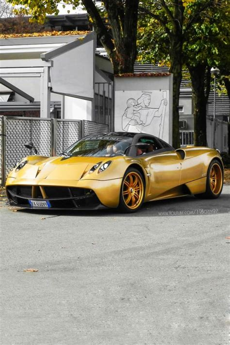 pagani huayra gold 1000 ideas about design cars on pinterest alfa romeo