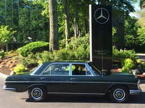 Mercedes Montvale Nj 1967 Mercedes 300sel At The 2014 June Jamboree In Montvale