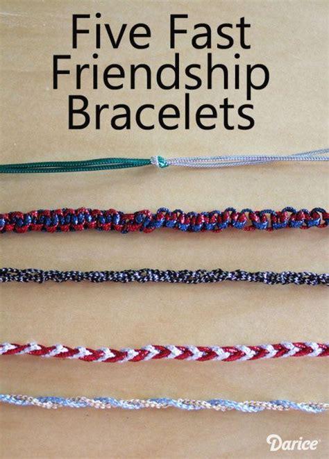 Make Macramé Cord Bracelet Patterns Home - 25 best ideas about bracelet designs on