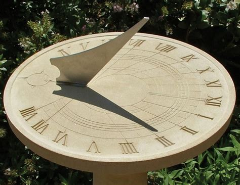 Garden Sundial by Harlestone Sundial Garden Ornament