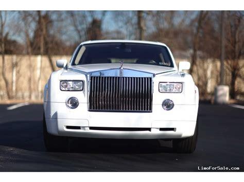 security system 2006 rolls royce phantom regenerative braking used 2006 rolls royce phantom sedan limo philadelphia pennsylvania 99 700 limo for sale