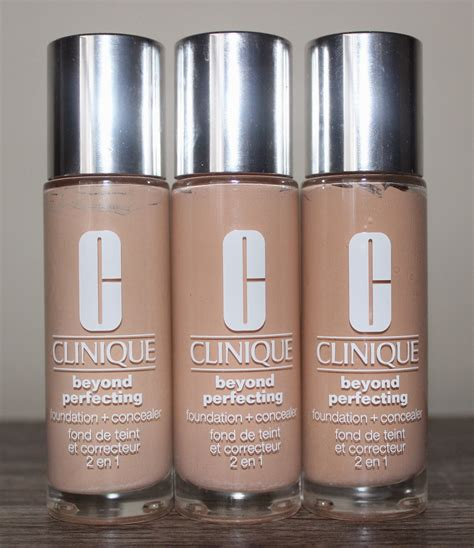 Clinique Beyond Perfecting beyond blush clinique beyond perfecting foundation and