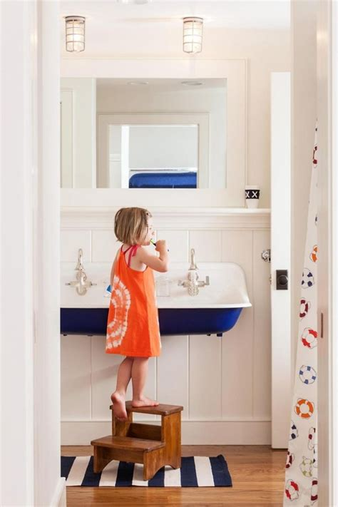 borne bathrooms wash up 8 children s bathrooms with multiple sinks remodelista