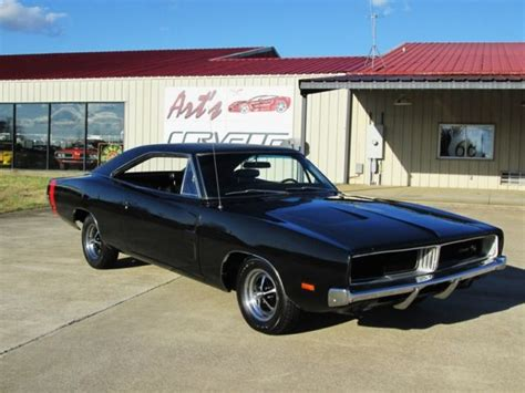 black dodge charger 1969 1969 black dodge charger rt 4 speed for sale photos