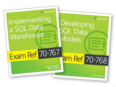 mcsa sql 2016 bi development ref 2 pack refs 70 767 and 70 768 books mcsa sql 2016 bi development ref 2 pack refs 70