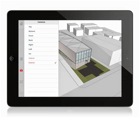 sketchup layout ipad sketchup announces mobile viewer for ipad archdaily