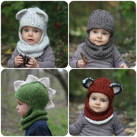 balaclava knitting pattern child the balaclava bundle pattern by crochet