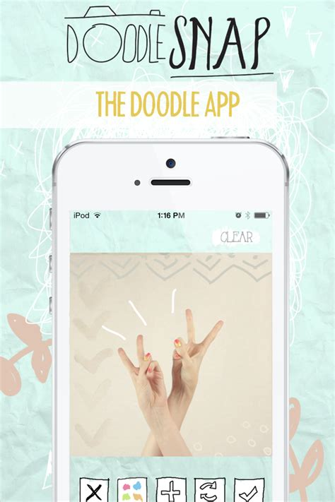 how to use you doodle app doodlesnap the doodle app now available forest